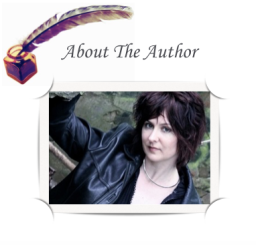 www.bookescapereviews.wordpress.com - Colleen Gleason bio pic